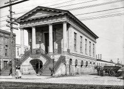 Market Hall: 1906