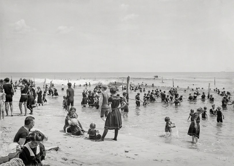 The Good Old Summertime: 1910