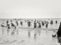 Testing the Waters: 1910