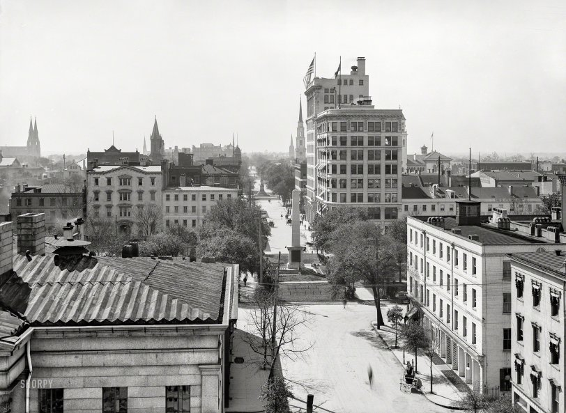 Johnson Square: 1906