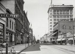 Broughton Street: 1905