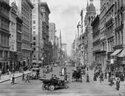 Fifth Avenue: 1912