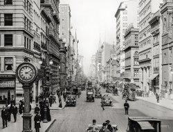 Fifth Avenue: 1911