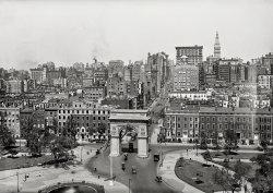 Washington Square: 1921