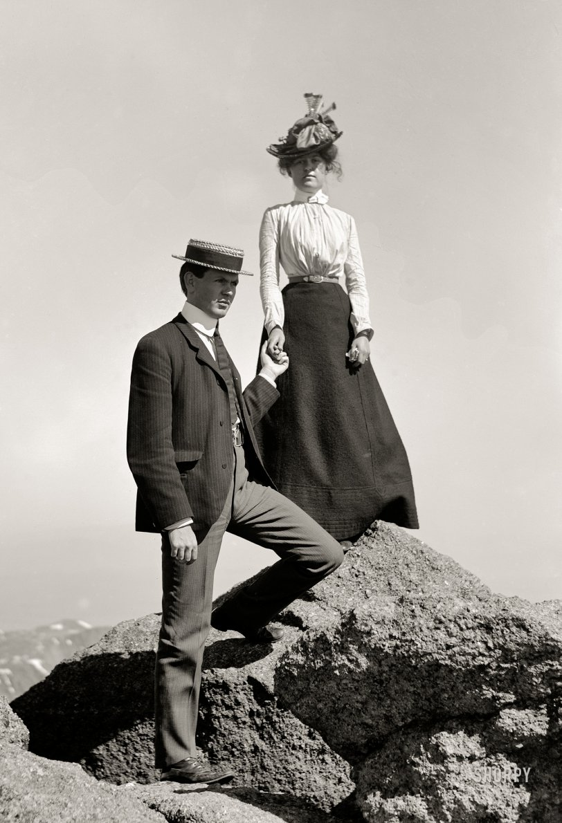 Love on the Rocks: 1910