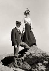Love on the Rocks: 1910