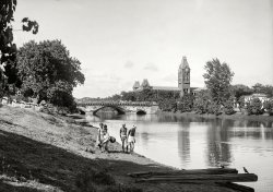 River in the Raj: 1900s