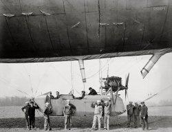 Aeronauts: 1910s