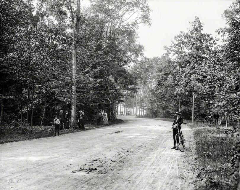 Belle Isle Bikes: 1899