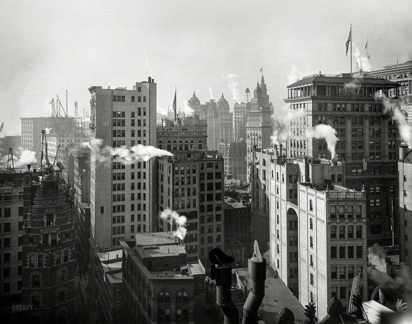 Metropolis Rising: 1900