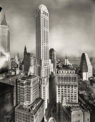 Too Tall to Fail: 1931