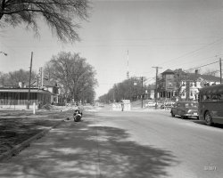 Road Closed: 1958