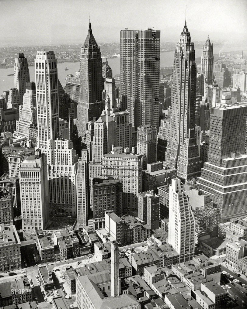 Chase Manhattan: 1960