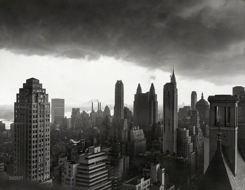 Noir York: 1950