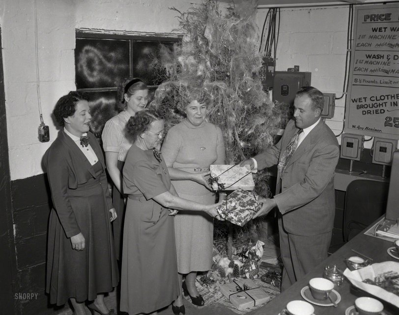 The Gift Cycle: 1953