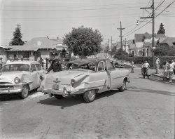 Street Fight: 1957