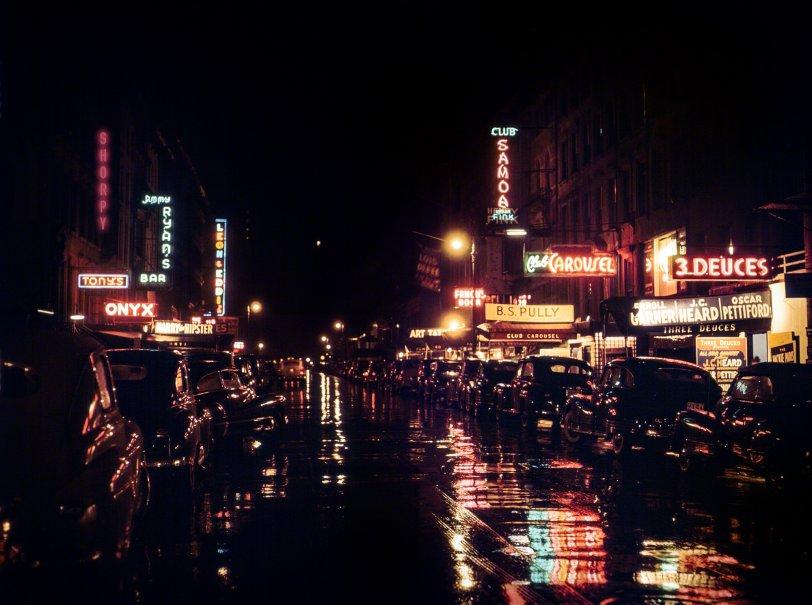 Swing Street: 1948
