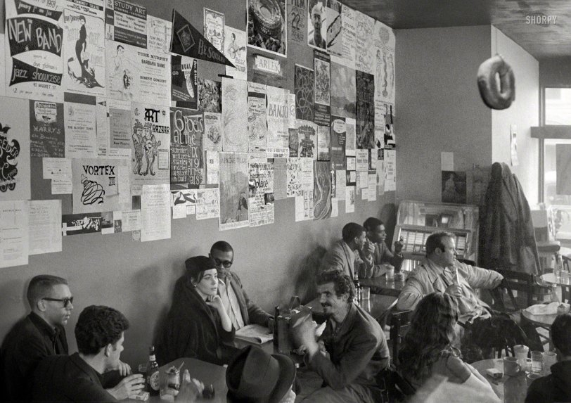 Smoke and Hipsters: 1958