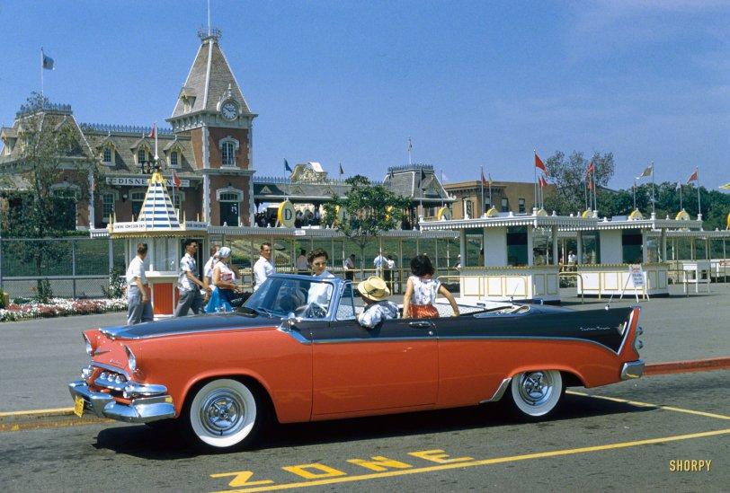 Disney Dodge: 1956