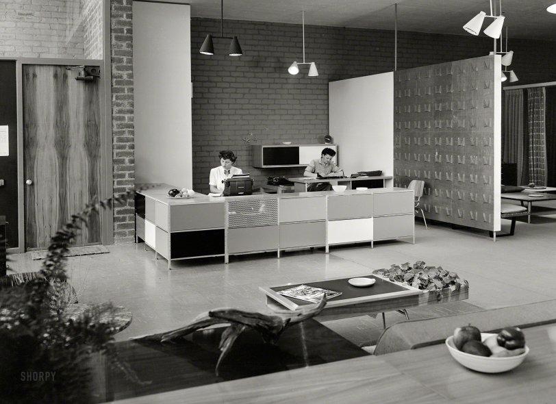 Mid-Century Modern: 1950