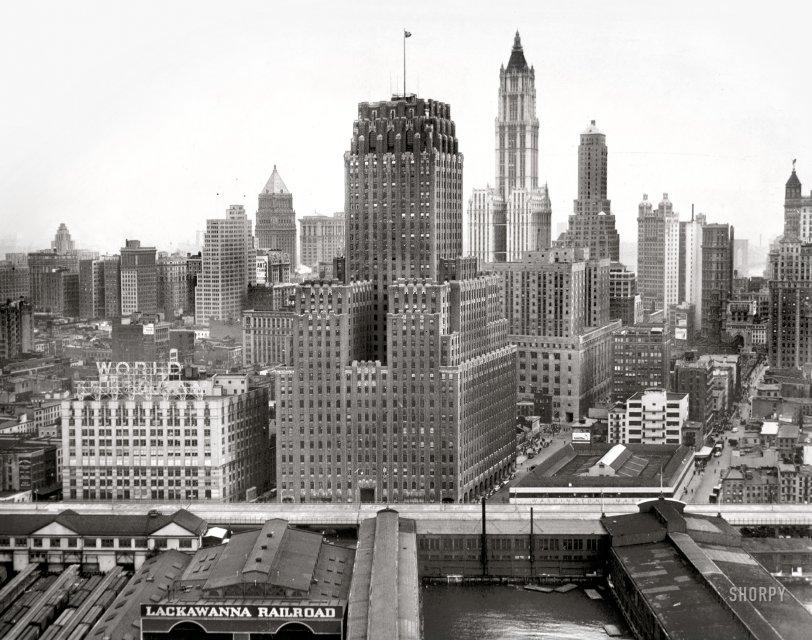 New York Telephone: 1950