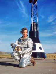 Girl Astronaut: 1959