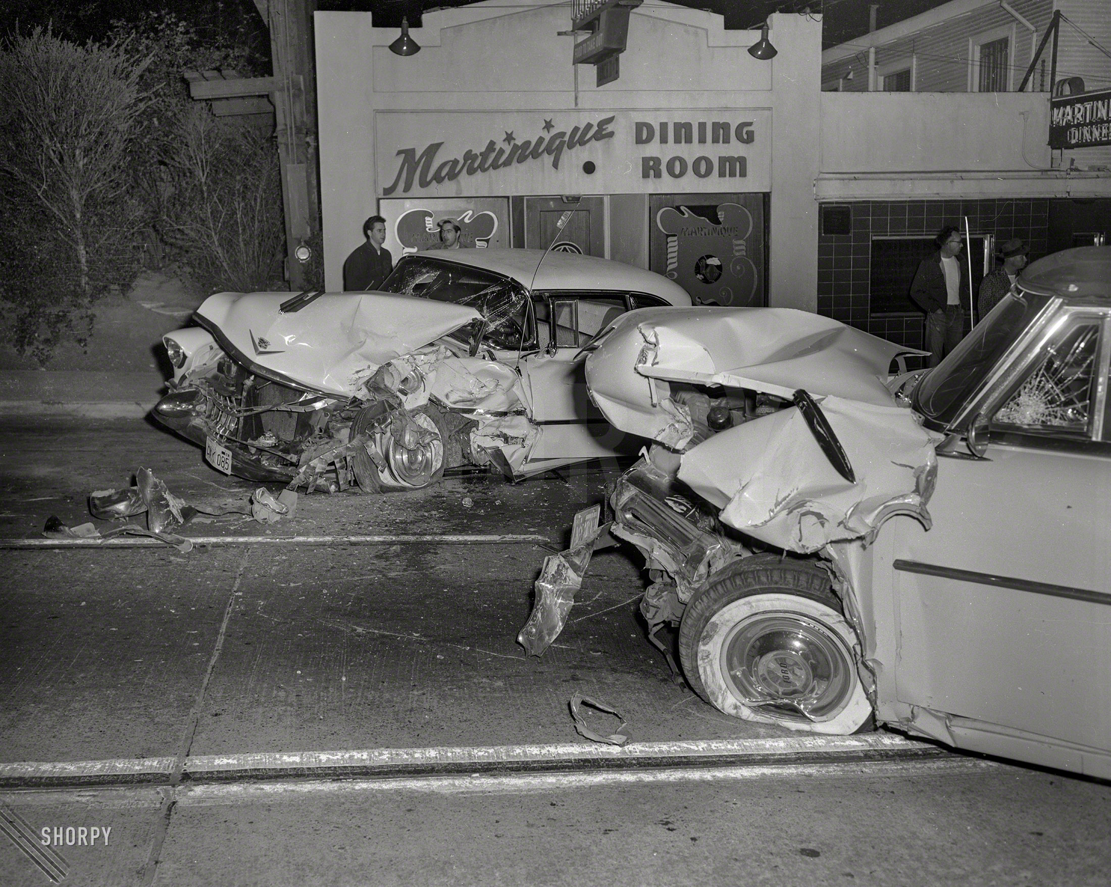 Billy Martin Car Accident