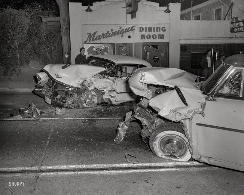Valet Parking: 1958
