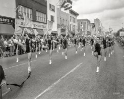 High-Steppers: 1961