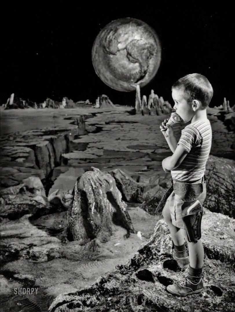 Space Cowboy: 1963
