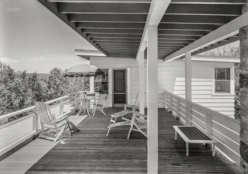 Top Deck: 1940