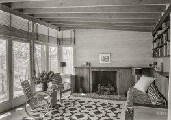 Hearth Moderne: 1940