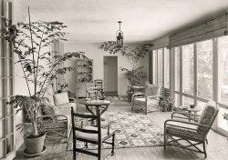 Florida Room: 1941