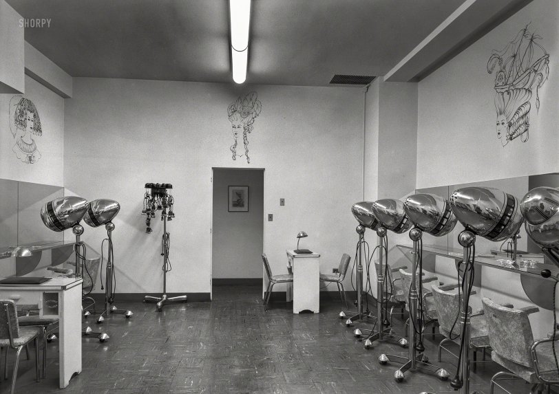 The Preen Room: 1948