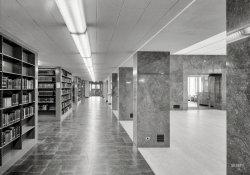 Hallway of Academe: 1949