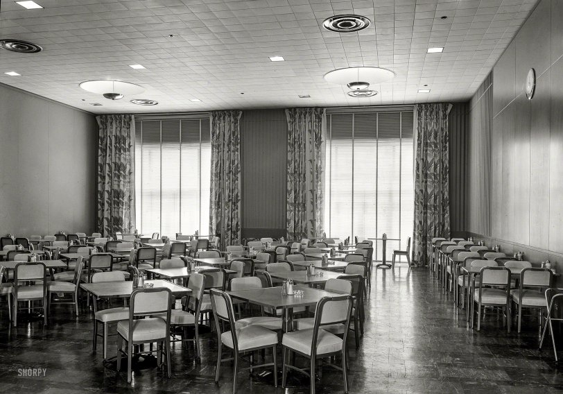 Cafeteria Style: 1949