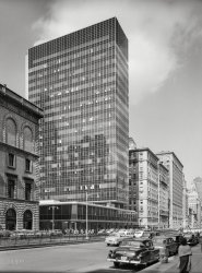 Lever House: 1952