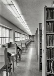 Carrel of the Belles: 1953