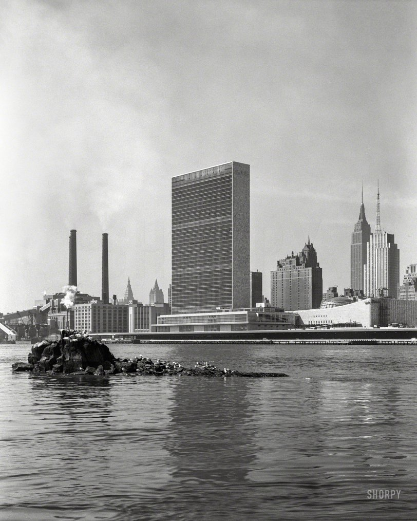United Nations: 1952