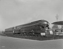 Locomotive of Tomorrow: 1939