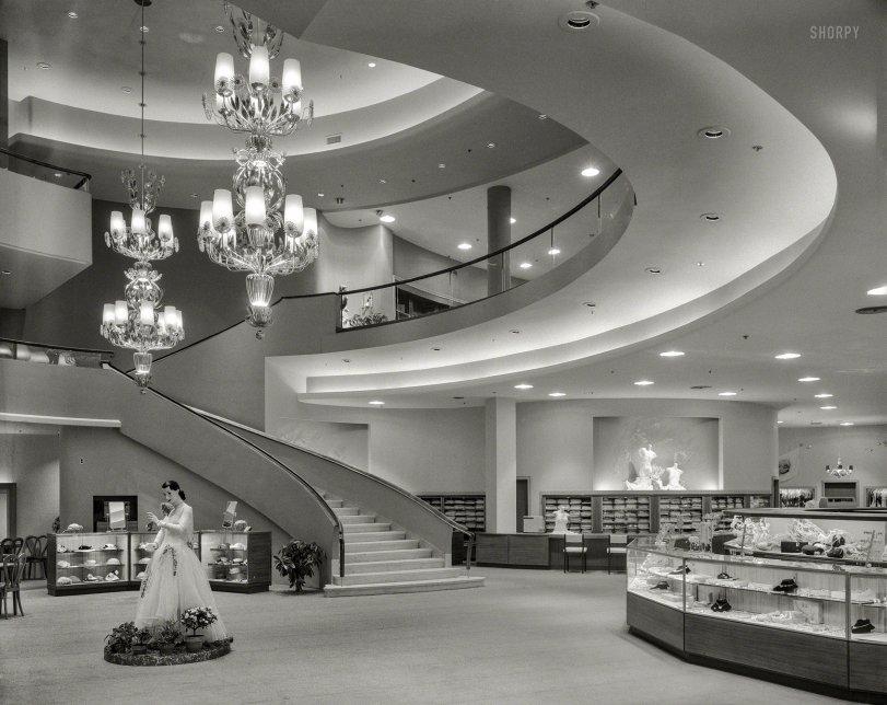 The Mezzanine: 1951