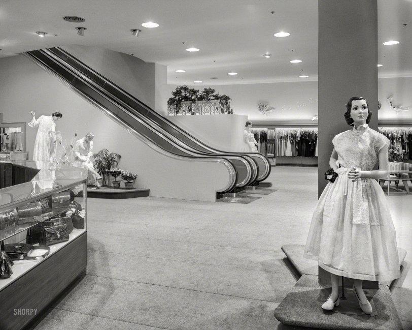 Junior Miss Fashions: 1951