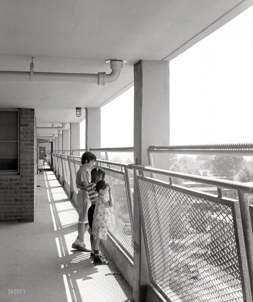 Balcony Scene: 1954