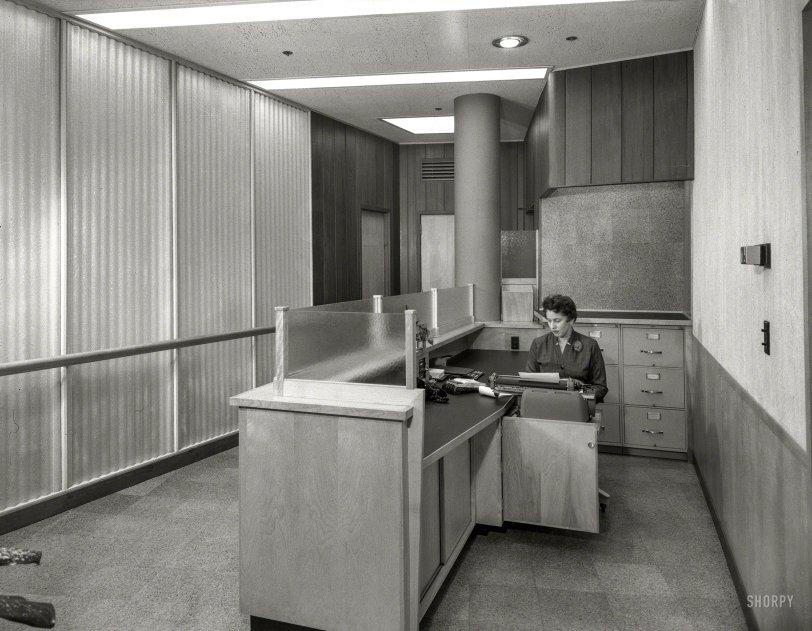 Private Secretary: 1955