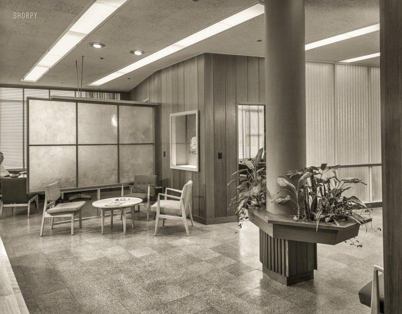 Open Office: 1955