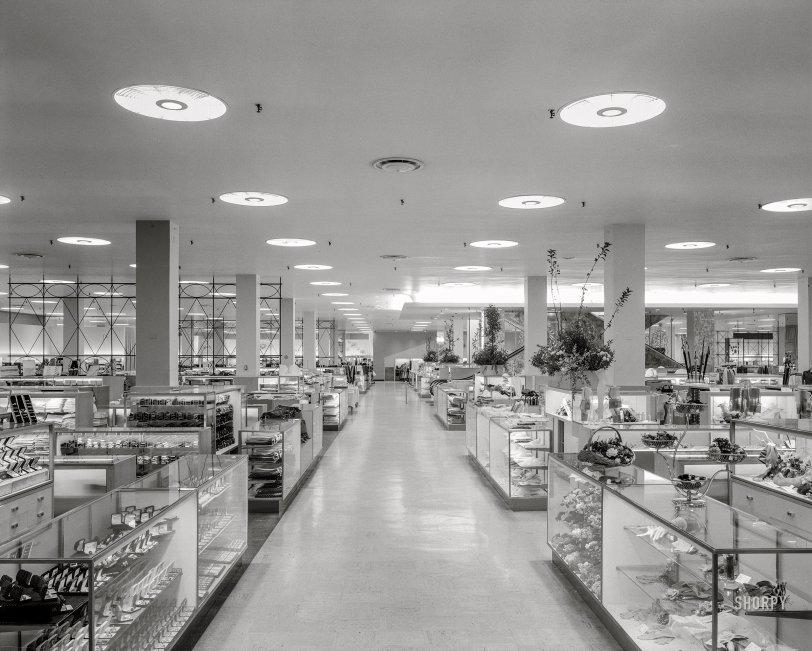 Department Store: 1955