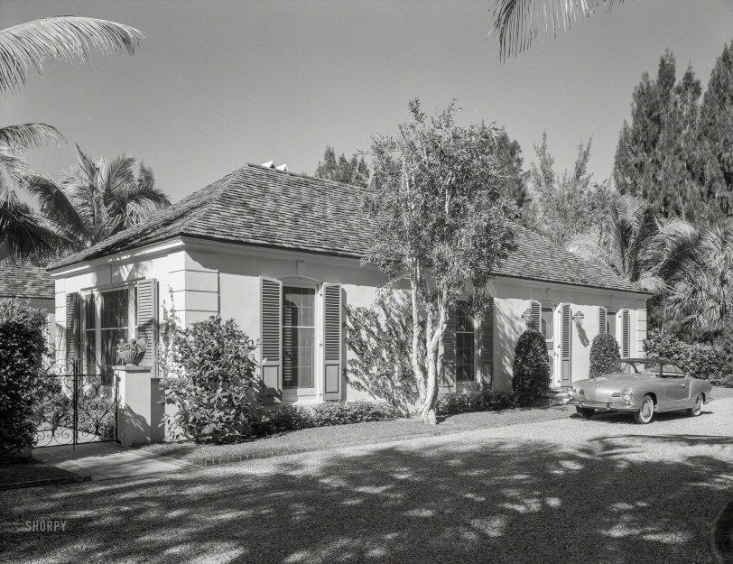 Chez Yassukovich: 1958