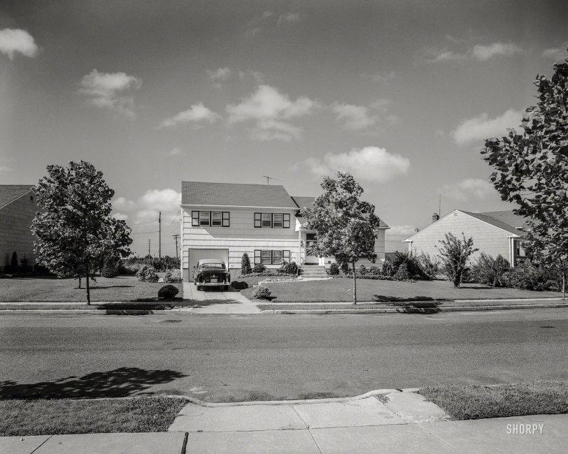 Levittown: 1958