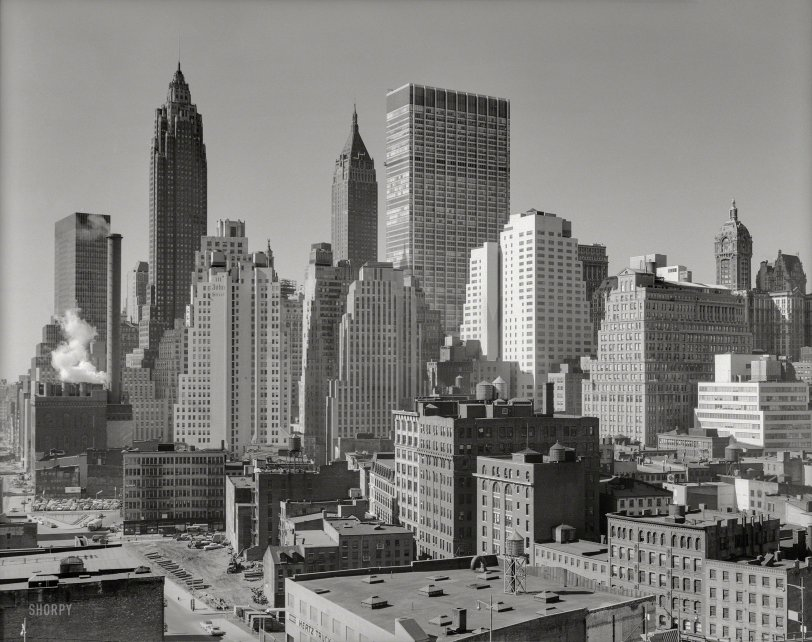 Downtown: 1962