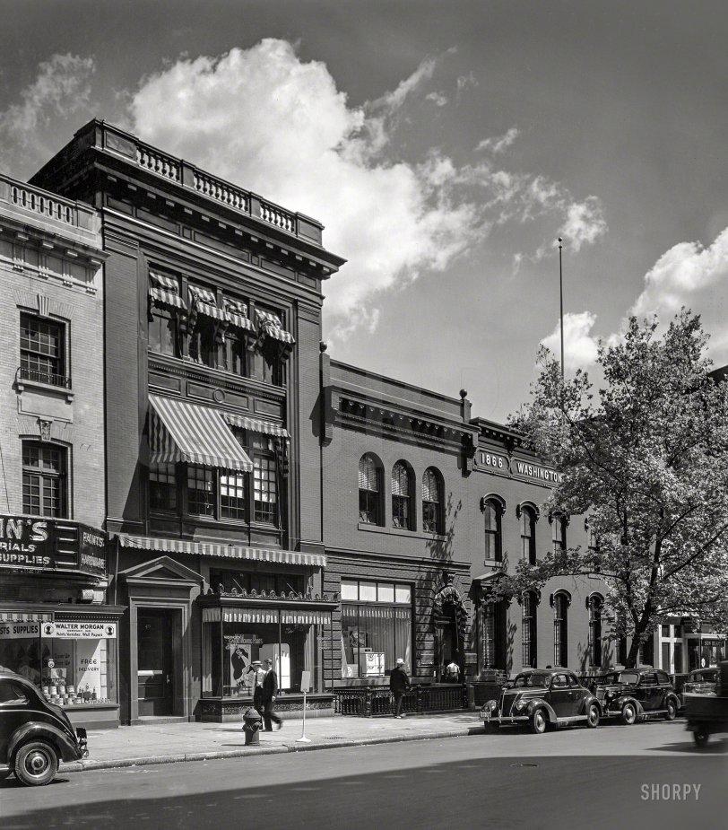 Washington Gas Light: 1937